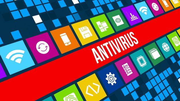 Antivirusine programa